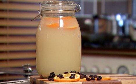 Как сделать квас в домашних условиях из березового сока?