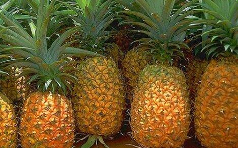 Как выбрать и сохранить свежий ананас