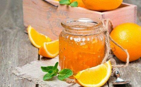 Экзотический гость из субтропиков – апельсиновый джем