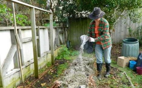 Как можно использовать древесную золу дома или в саду