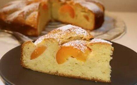 Летние рецепты пирогов с абрикосами
