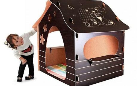 Как построить домик для ребенка своими руками в квартире: полезные советы, рекомендации