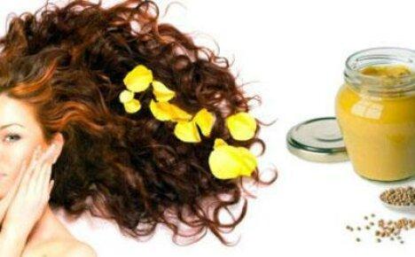 Лучшие рецепты масок для волос с горчицей