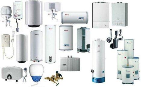 Виды водонагревателей для установки в квартире, частном доме или на даче