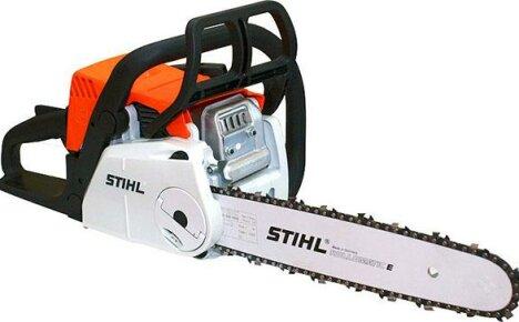 Бензопила Stihl mc 180 — краткий обзор надежного инструмента