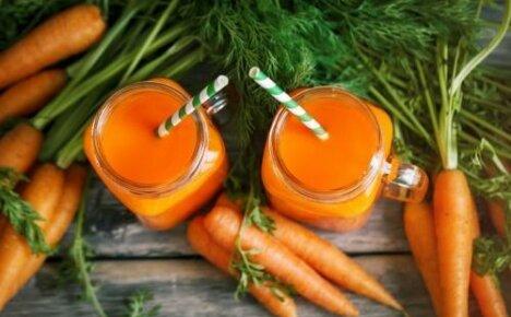 Какие витамины в моркови и чем она полезна