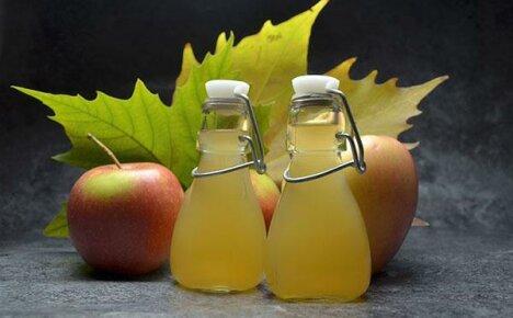 Применение яблочного уксуса в быту, косметологии и лечении