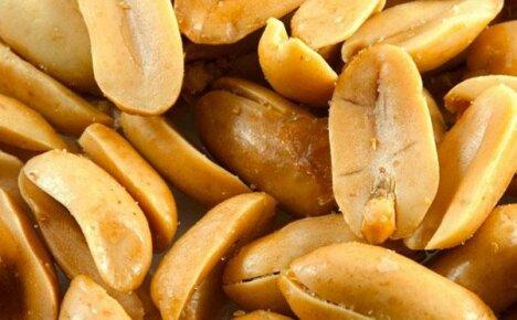 Как жарить арахис на сковороде, в духовке и микроволновке
