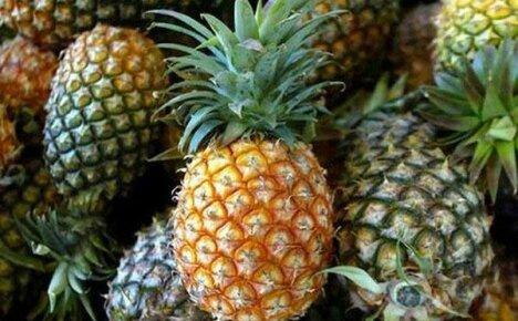 Как вырастить сладкий ананас дома?