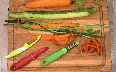 Выбираем овощечистку, сделанную в Китае