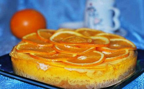 Как приготовить апельсиновый пирог