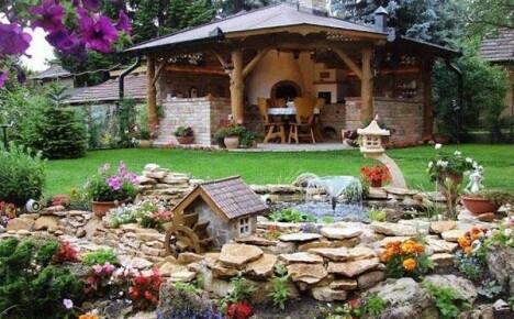 Как правильно обустроить садовый участок, чтобы соединить в одно целое комфорт и красоту