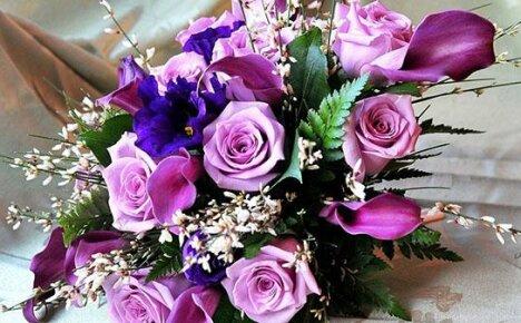 Выращиваем на даче цветы для букетов, фото интересных композиций