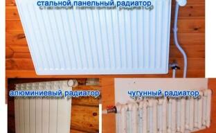 Как правильно выбрать радиаторы для отопления