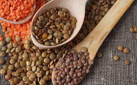 Изучаем пользу и вред чечевицы для организма