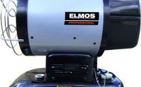 Обзор обогревателей на дизельном топливе