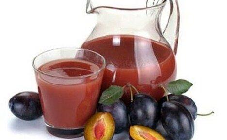 Как сварить сок на зиму из сливы через соковыжималку?