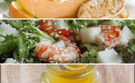 Блюда из дыни – десертные и закусочные
