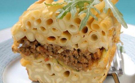 Итальянские идеи приготовления запеканки из макарон