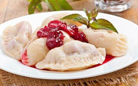 Лучшие рецепты вкусных вареников с вишней