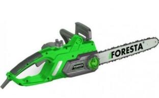 Краткий обзор электропилы Foresta FS-2640S