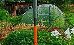 Огородный торнадо – инструмент для рыхления почвы (видео)