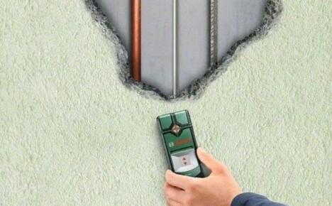 Для чего нужен сигнализатор скрытой проводки
