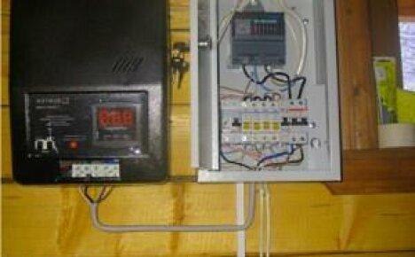 Обзор и выбор стабилизаторов напряжения для дачи и дома