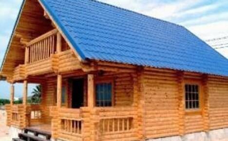 В гармонии с природой — деревянное домостроение