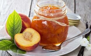 Волшебный джем из всеми любимого персика