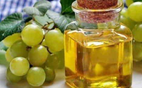 Универсальное масло из виноградных косточек: области применения