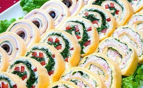 Фантазируем с сырными закусками