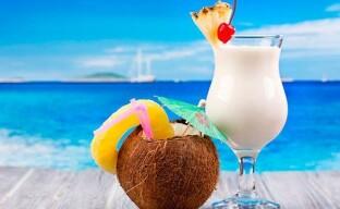 Кокосовое молоко — глоток рая на земле