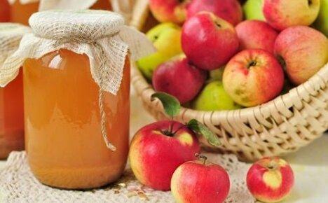 Натуральный яблочный сок на зиму из соковыжималки методом стерилизации