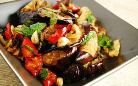Салаты из баклажанов на зиму: рецепты с пошаговым описанием и фото