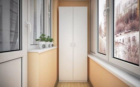Как и из чего сделать шкаф на балконе своими руками
