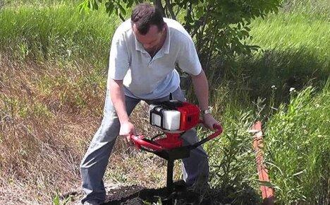 Выбираем бензиновый мотобур для сада на Алиэксперсс