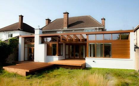Подборка фото интересных идей дизайна крыльца загородного дома