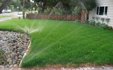 Как выбрать поливочную систему для газона?