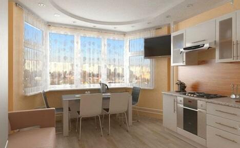 Как сделать объединение балкона с кухней или комнатой не нарушая закон