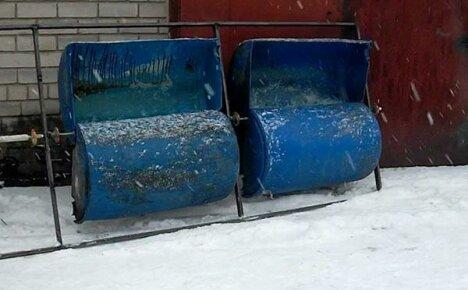 Делаем самостоятельно аэраторы для насыщения пруда кислородом в зимний период