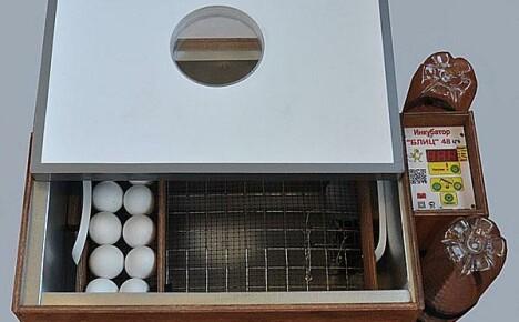 Инкубатор Блиц – выбор опытных птицеводов
