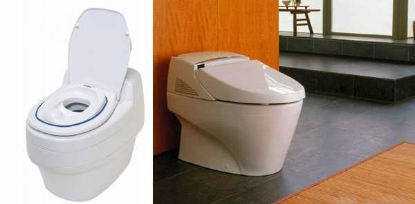 био-туалеты