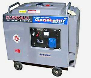 Электро-генератор Glendale DP4000CLX
