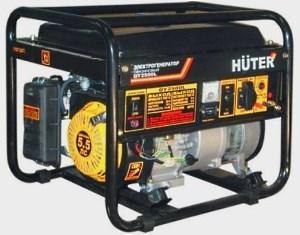 Электрический генератор для дачи