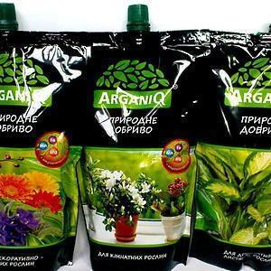 Лучшие удобрения для комнатных растений