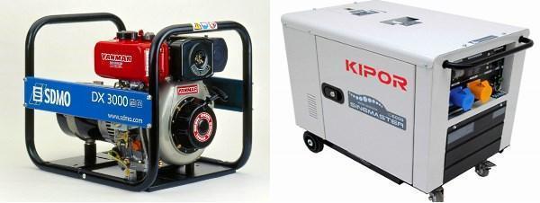 лучшие дизельные генераторы фото