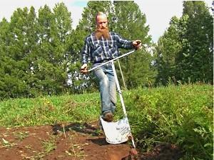 67Чудо лопата вятский пахарь своими руками
