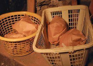 Хранение капусты на зиму