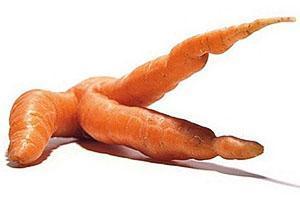 Неправильный уход за морковью